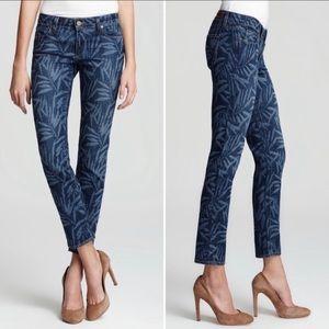 PAIGE Skyline Skinny Ankle Peg Skinny Jeans